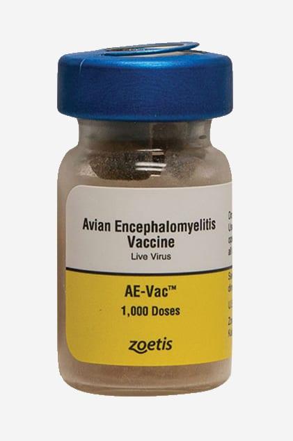 AE Vac Avian Encephalomyelitis